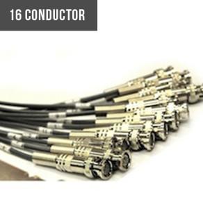 16 conductor coax