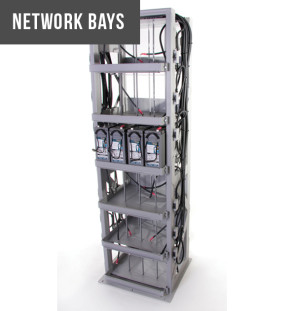 Network Bays and Accessories
