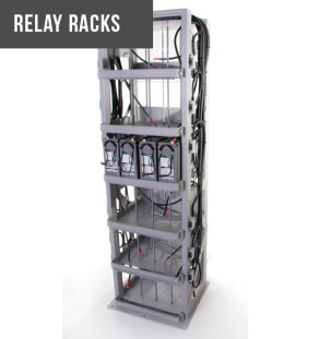 Relay Racks and Accessories